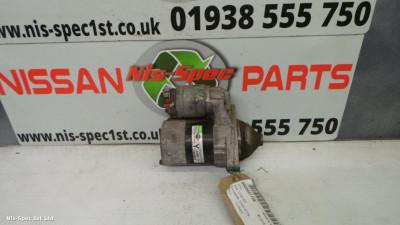 Note E11 06 -11 Starter Motor 23300 1F77B