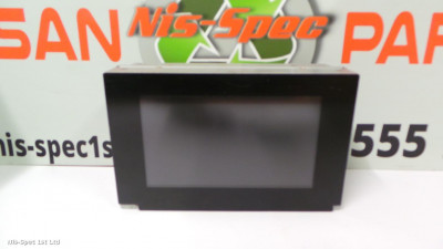 Nissan Primera P12 02 - 08 Display Screen 28090 AV611