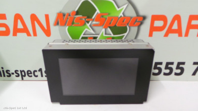 Nissan Primera P12 02 - 08 Display Screen 28090 BA000