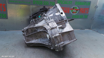 NISSAN QASHQAI J11 1.2 PETROL 13-17 6 SPEED MANUAL GEARBOX 12 MONTH WARRANTY