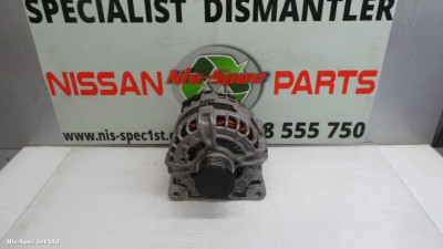 QASHQAI ALTERNATOR PART NUMBER 23100 4BE0B J11 14-18 1.2 PETROL