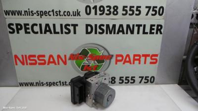 Nissan Qashqai J11 1.2 Petrol ABS Pump Modulator 2014 onwards 47660 4EA1E