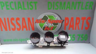 350Z Mk 1 03-09 gauges cd700 CLOCKS