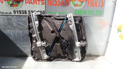 NISSAN MURANO Z51 08-15 DRIVERS OFFSIDE FRONT RIGHT OSF WINDOW REGULATOR