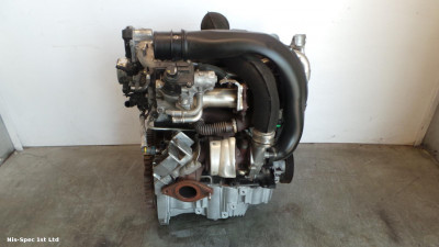 NV200  ENGINE 1.5 DIESEL  PART NUMBER 10102 00Q4S COMES WITH INJECTOR PUMP INJECTORS TURBO VACUUM PUMP