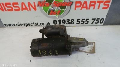 Sunny N14 91 - 94 Starter Motor JS627