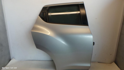 NISSAN JUKE F15 DRIVERS OFFSIDE REAR DOOR KY0