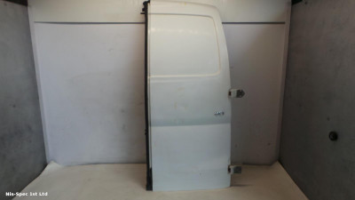 NV200 RIGHT REAR DOOR OFFSIDE SOME SMALL DENTS