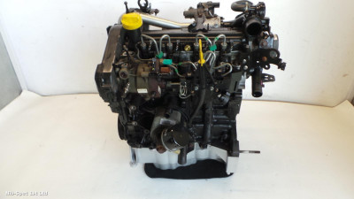 NISSAN NV200 1.5 DIESEL ENGINE K9KF276 NO TURBO OR FLYWHEEL