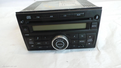 NISSAN NV200 10-14 radio cd player 28185 JX50A comes with code