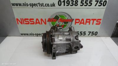 NISSAN 350Z Z33 AC COMPRESSOR PART NUMBER 92600 CD000