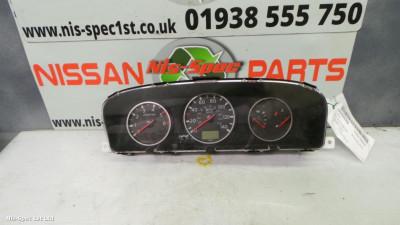 Nissan X Trail T30 01 - 06 Speedometer EQ320
