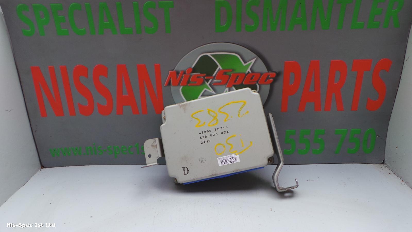 X TRAIL ABS ECU T30 01-06 PART NUMBER 47850 8H310