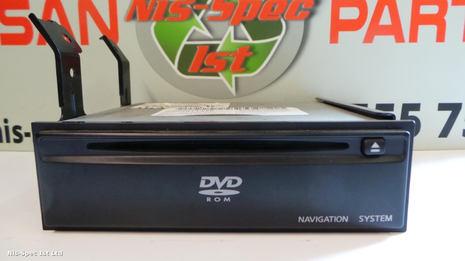 Nissan Murano Z50 02 - 10 DVD Rom 25915 CC000