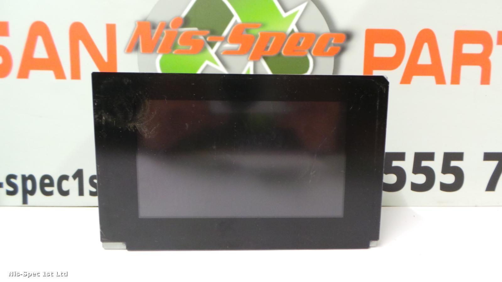 Nissan Almera Tino 00 - 06 Display Screen 28090 BU705