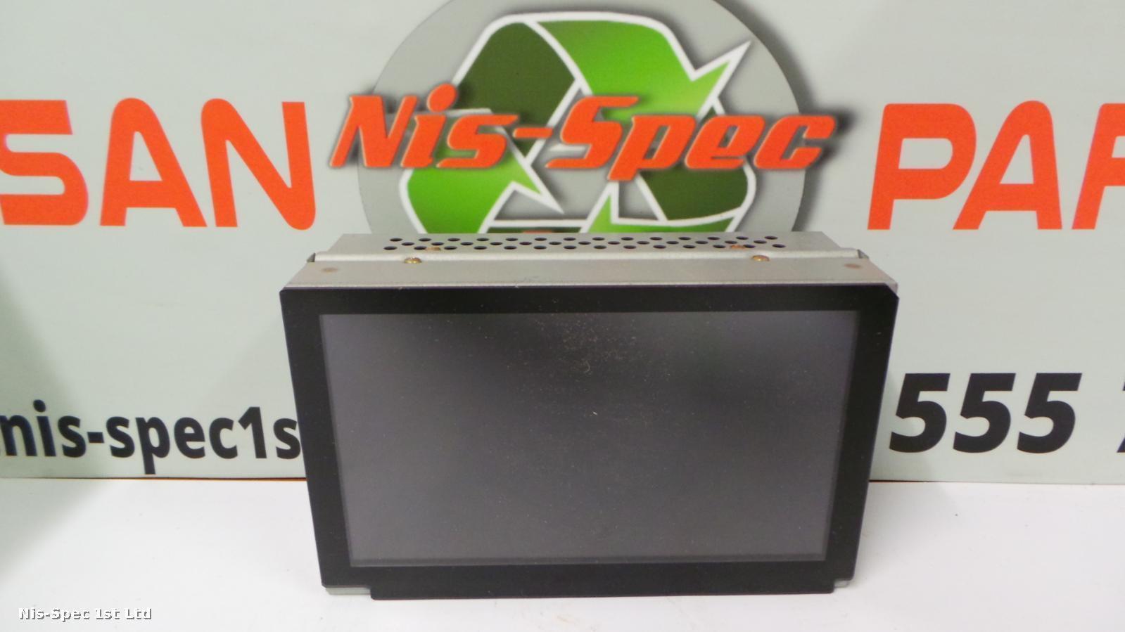 Nissan Primera P12 02 - 08 Display Screen 28090 AV621