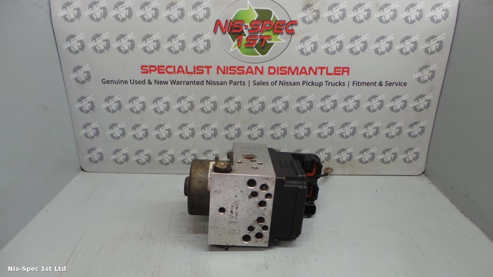 Nissan X Trail T30 01 - 07 ABS Pump Modulator 3 Plug 47600 AR005