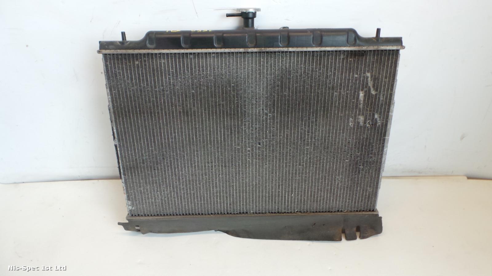 nissan x trail 07-13 2.0 diesel manual radiator