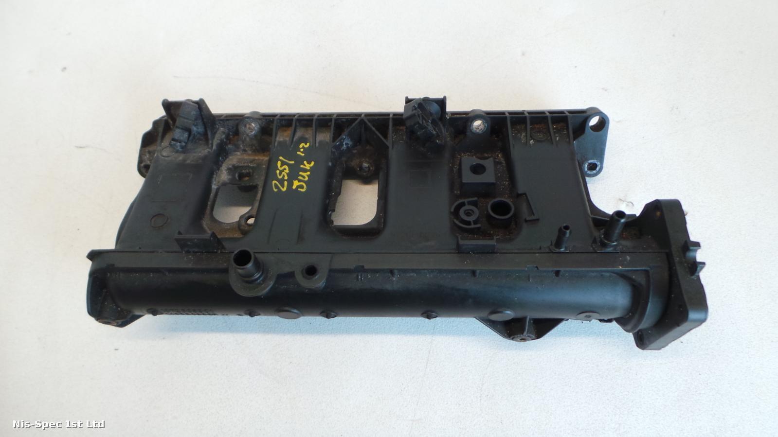 NISSAN JUKE F15 1.2 PETROL INTAKE MANIFOLD P/N 14003-00Q2C