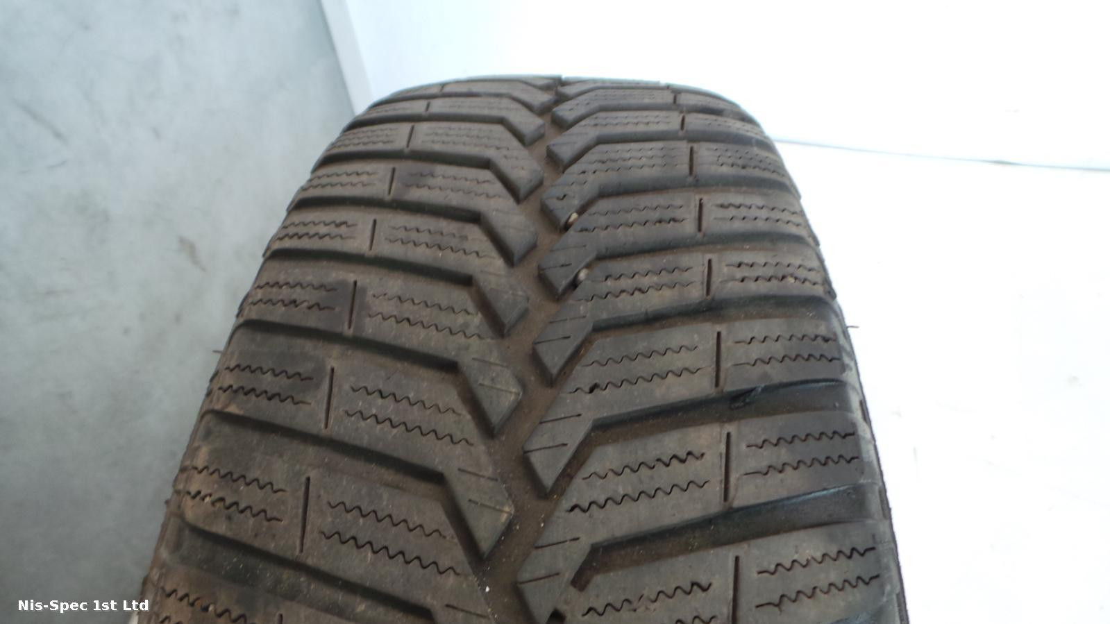 NISSAN NV200 STEEL WHEEL AND TYRE 175-70-14 WITH 6mm TREAD