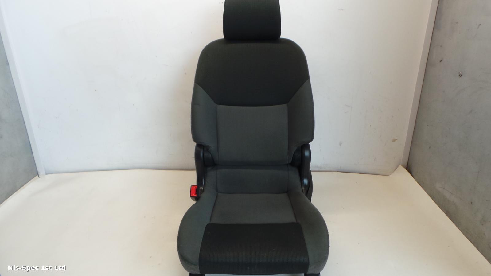 NV200 PASSENGER LEFT FRONT NEARSIDE CLOTH SEAT