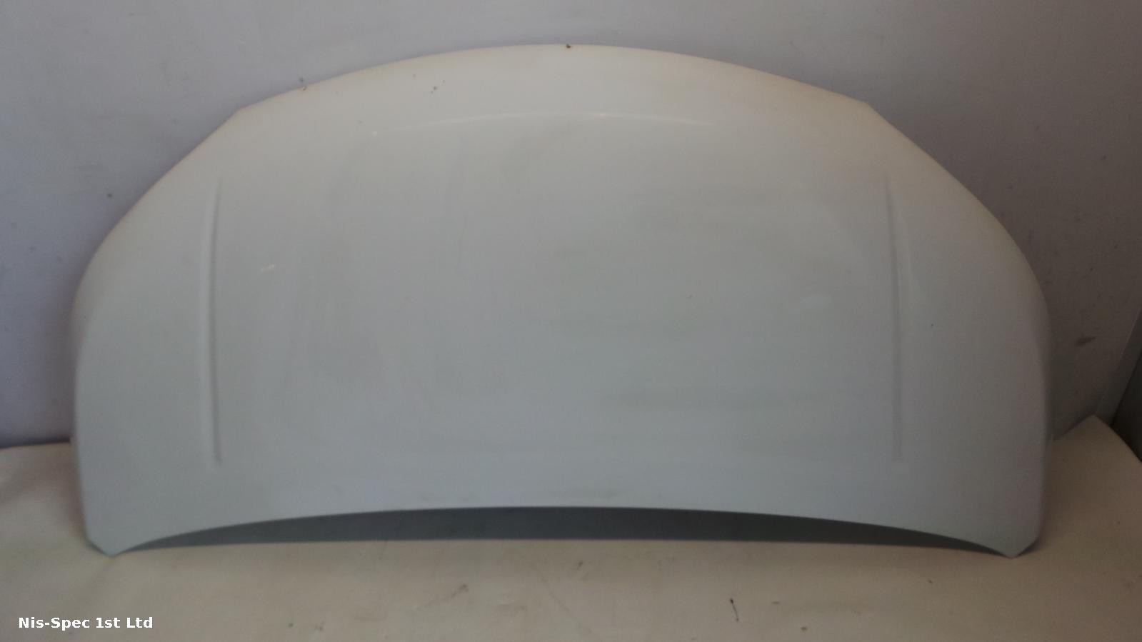 NISSAN NV200 10-14 1.5 DIESEL BONNET SOME PAINT CHIPS