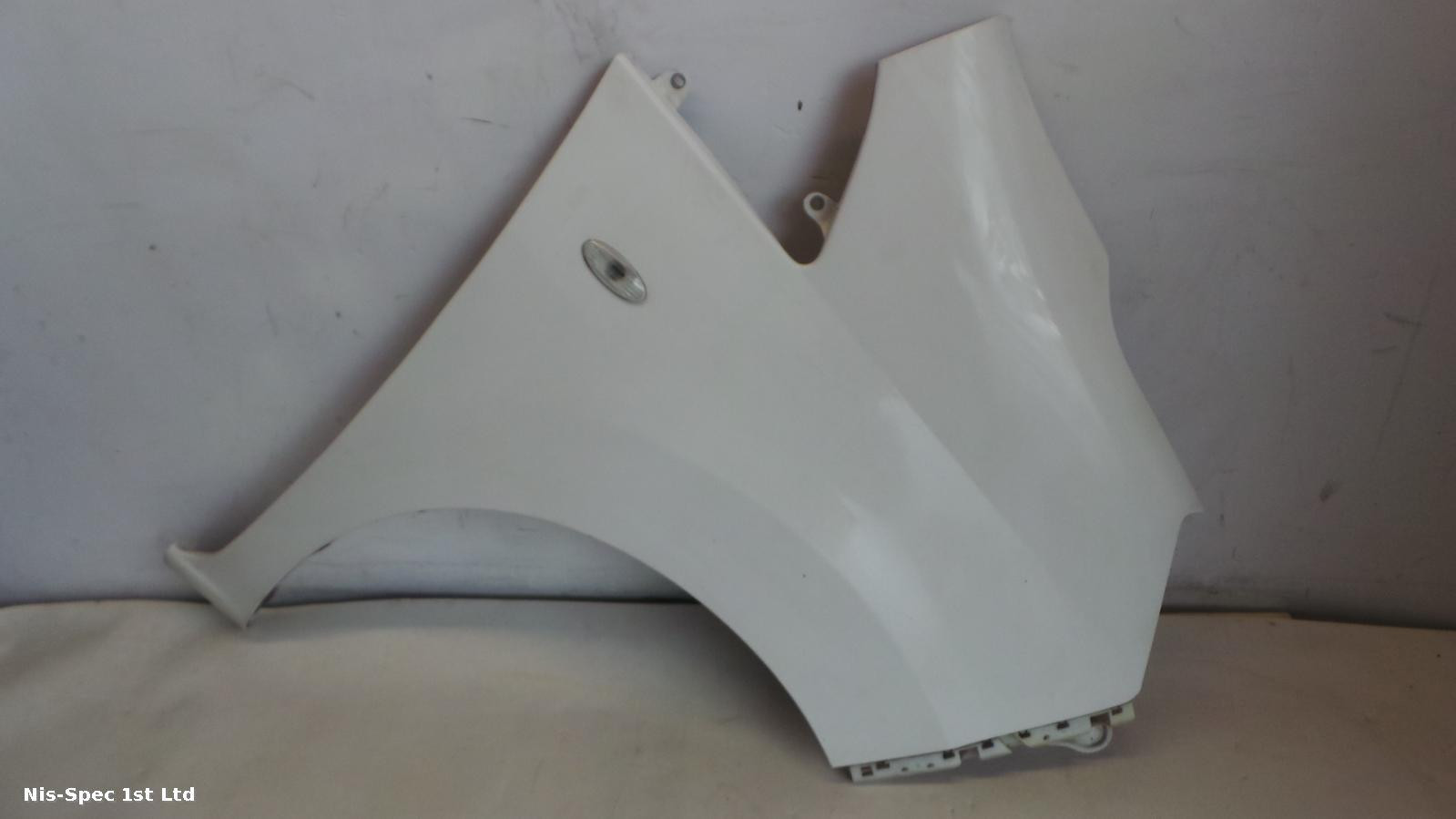 NISSAN NV200 10-14 1.5 DIESEL DRIVERS OFFSIDE FRONT WING SOME SMALL PAINT CHIPS