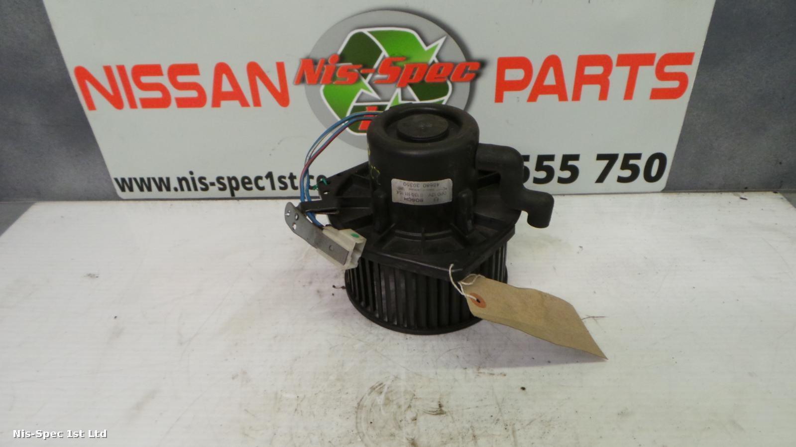 Nissan Terrano II 01 - 05 Heater Motor