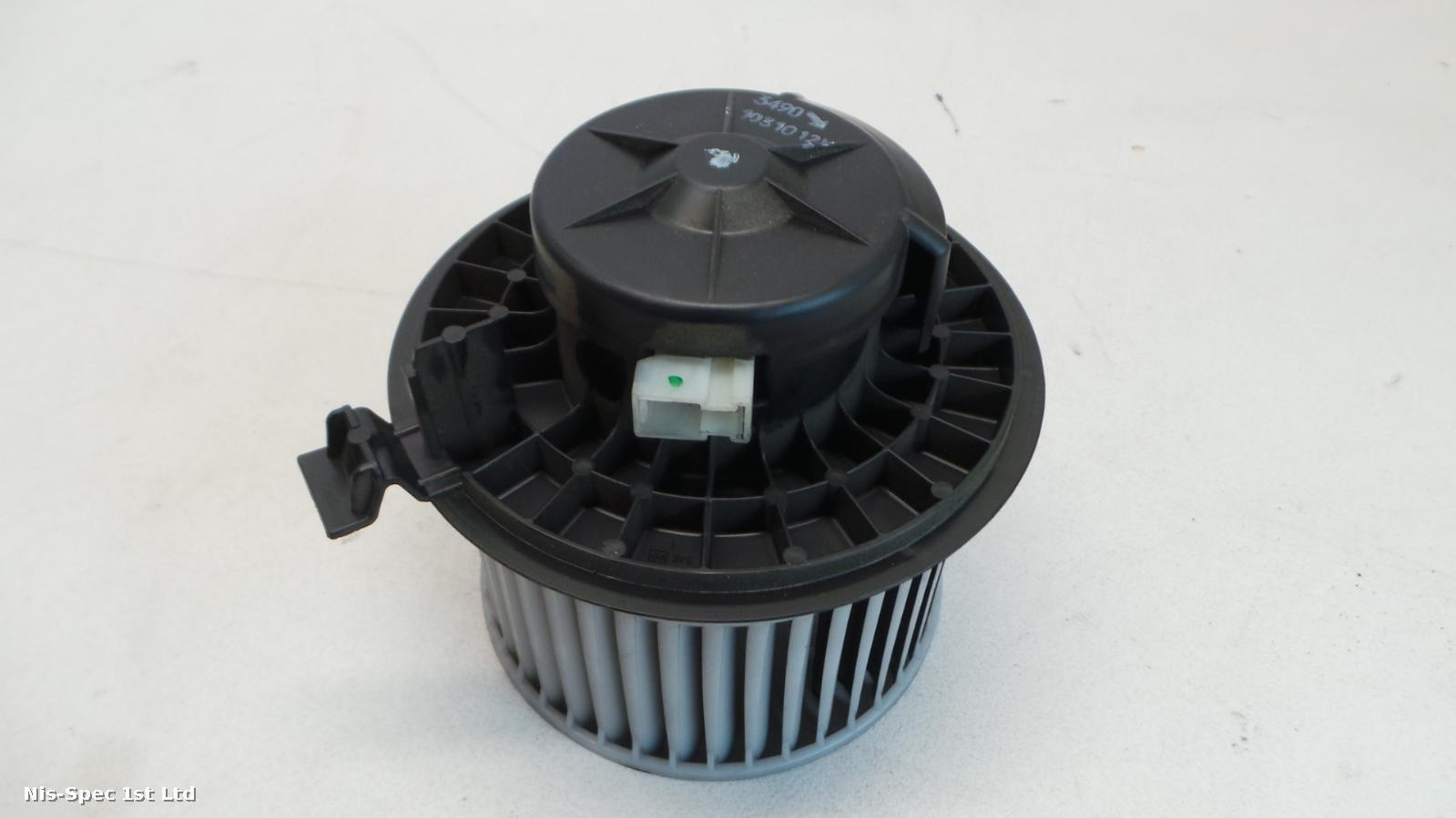 NV200 10-14 HEATER MOTOR PART NUMBER 27226 EE91B