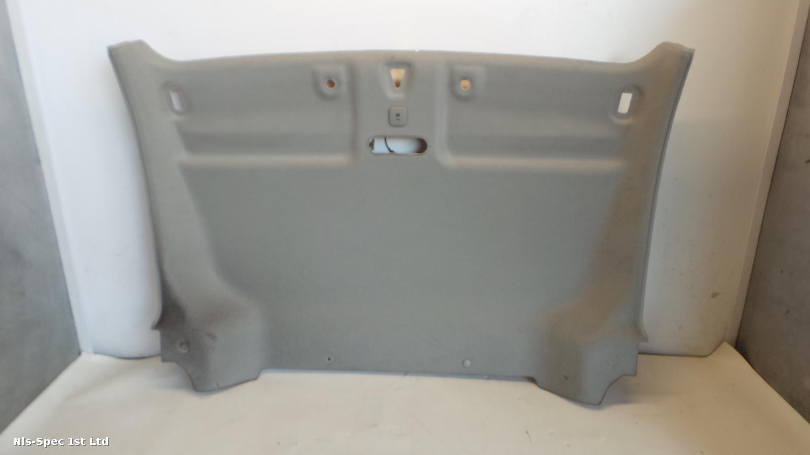NISSAN NV200 10-14 1.5 DIESEL ROOF HEAD LINING