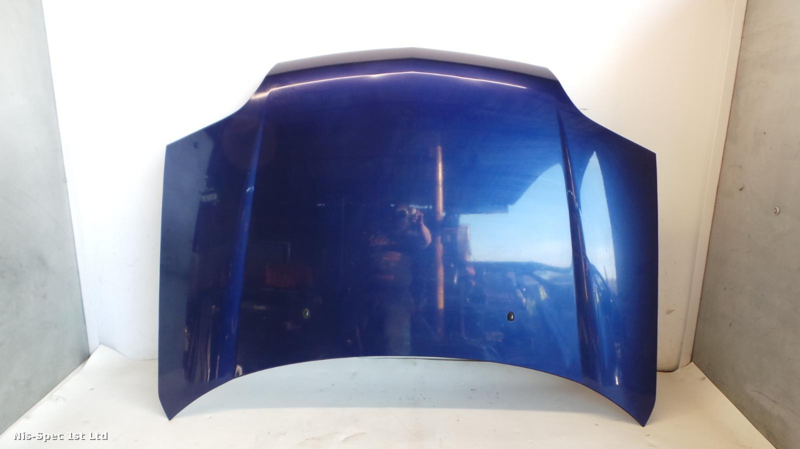 X TRAIL BONNET T30 01-06 COLOUR CODE BW6