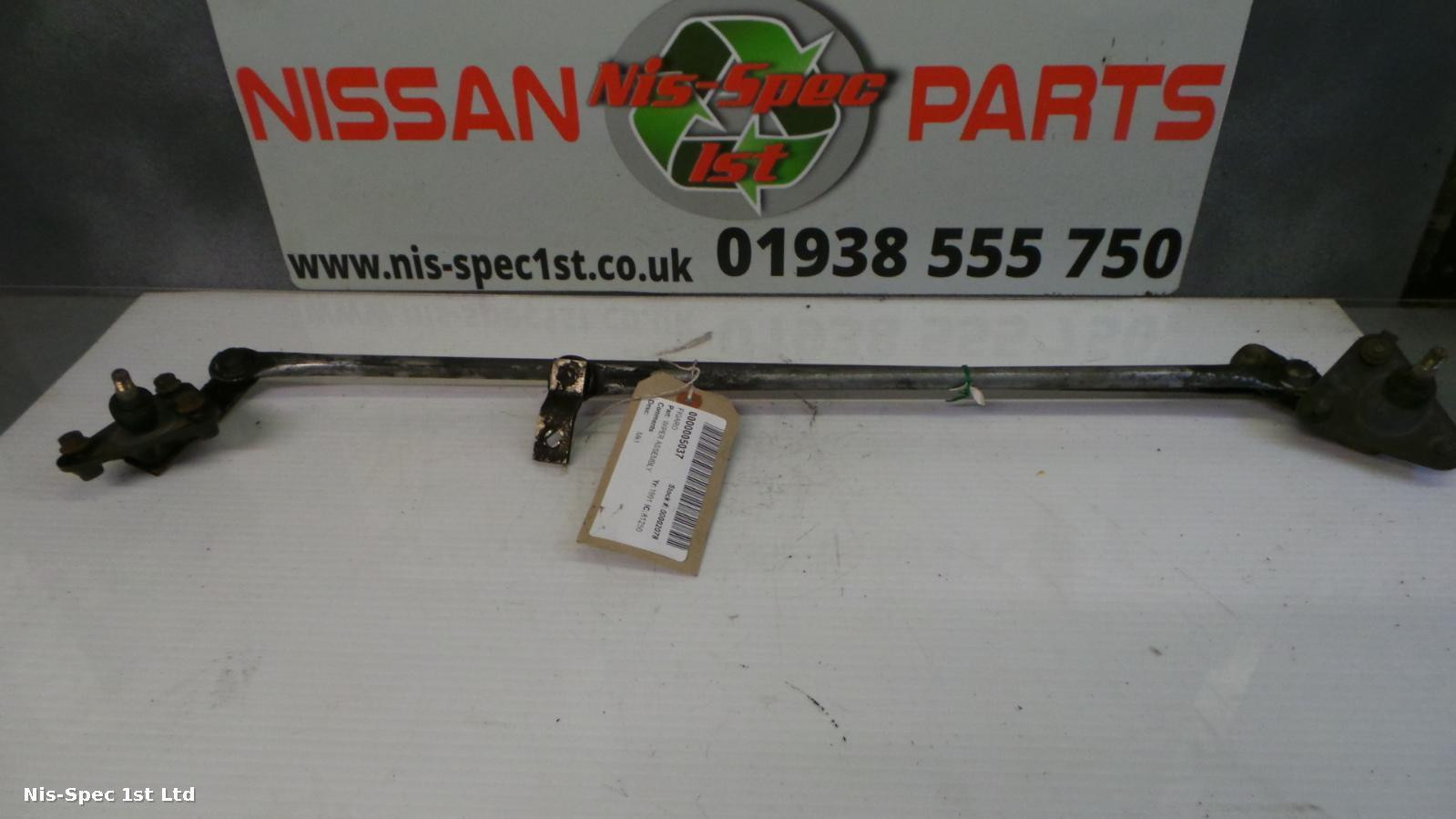 Nissan Figaro 90 - 00 Wiper Assembly