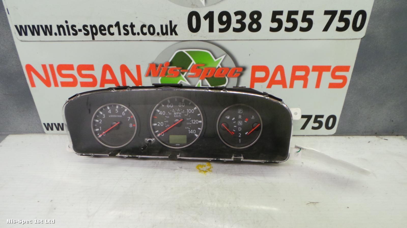Nissan X Trail T30 01 - 06 Speedometer EQ315
