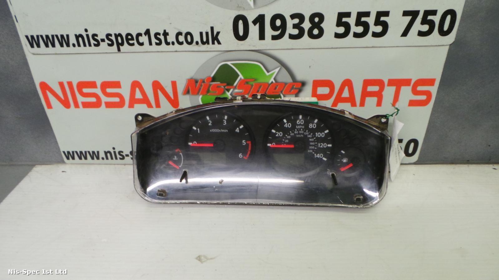 Nissan Navara D40 05 - 10 Speedometer 24810 EB18B