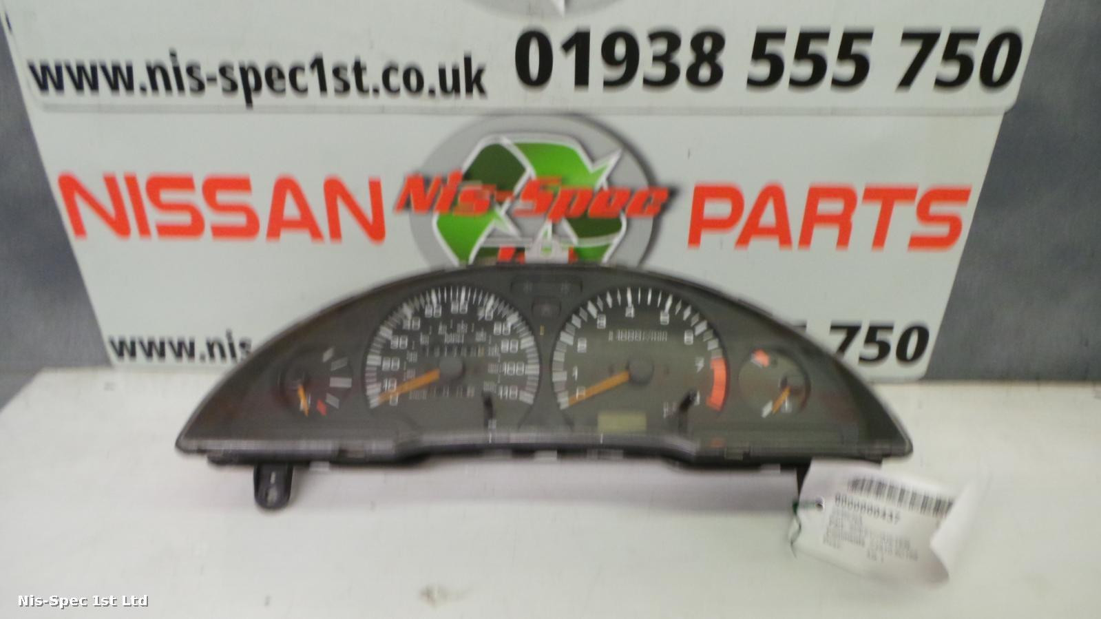 Nissan Serena Speedometer 24810 9C169 Manual