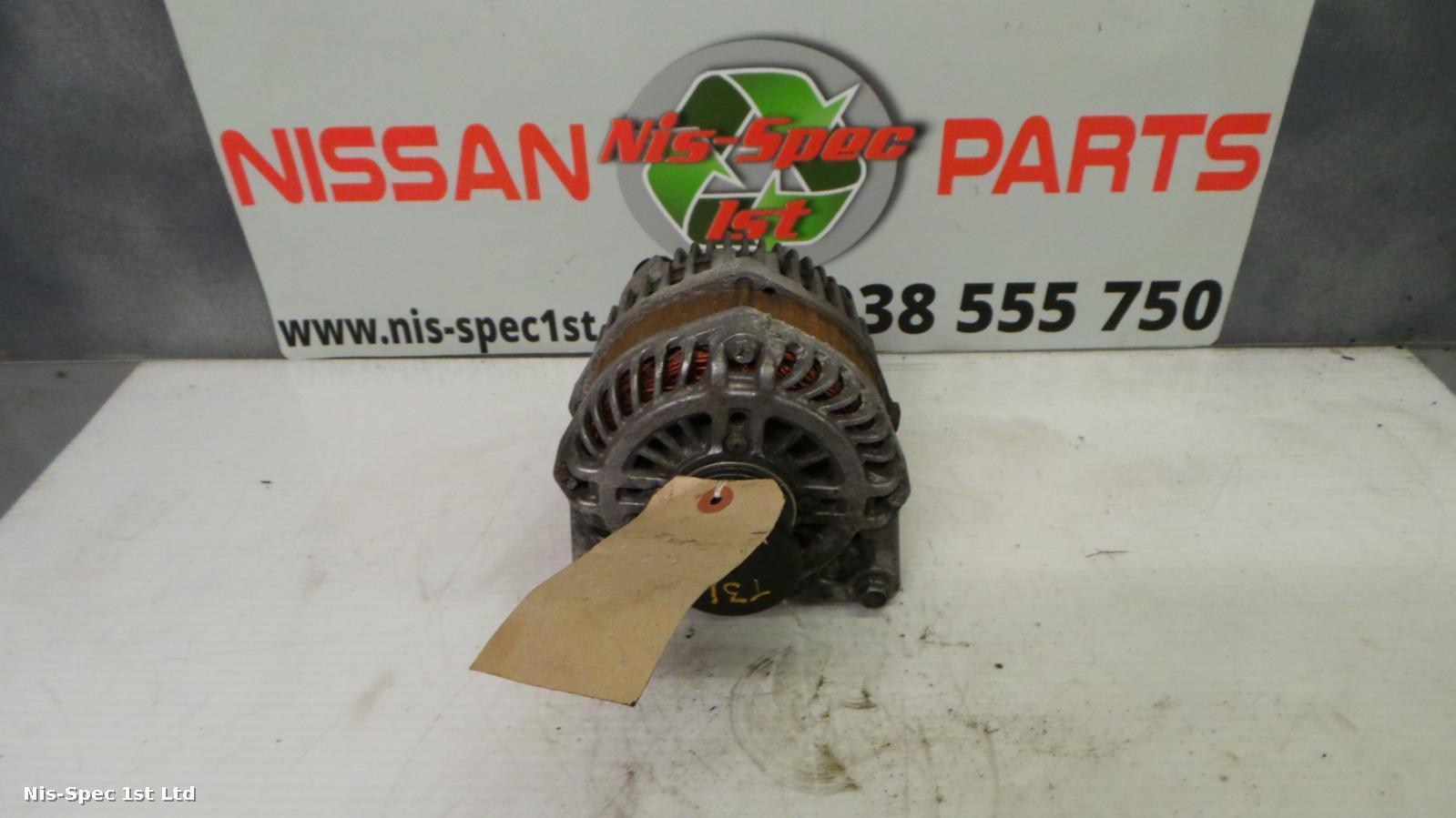 Nissan X Trail T31 07 - 13 Alternator 23100 JG71B