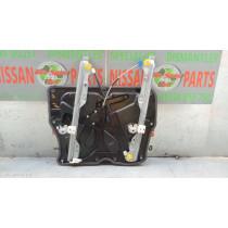 NISSAN X TRAIL T31 07-13 PASSENGER LEFT FRONT WINDOW REGULATOR