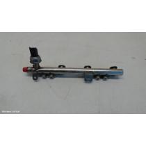 NISSAN JUKE F15 1.2 PETROL FUEL INJECTOR RAIL P/N 17520-00Q4A