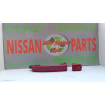 Nissan Qashqai J10 06 - 10 Passenger Side Rear Outer Door Handle Not Keyless