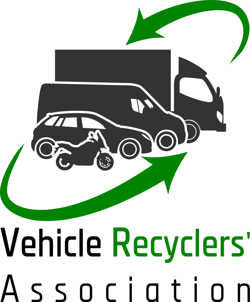 Vehicle Recycle Association logo