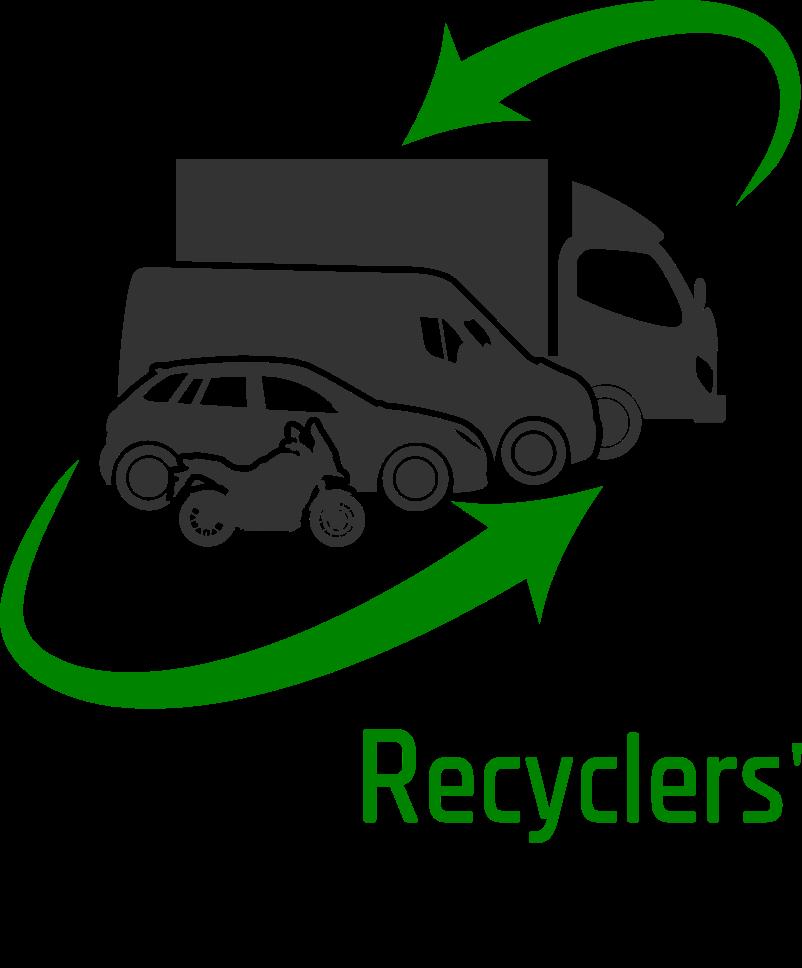 Vehicle Recycle Association logo